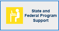 State and Federal Program Support